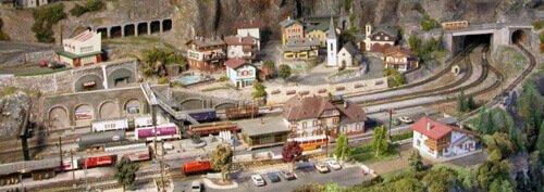 Le Musée du train miniature